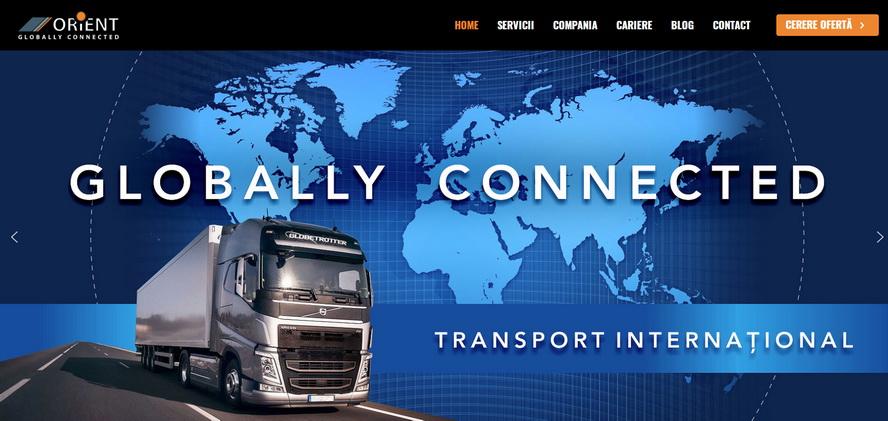 ORIENT transport international de marfuri